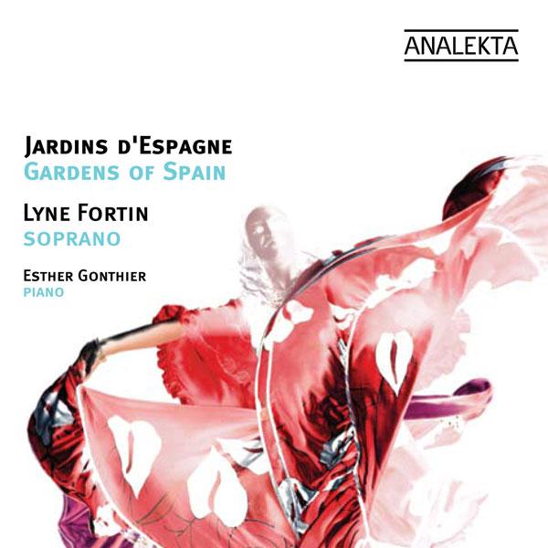 Nin, Wolf, Bizet: Gardens of Spain
